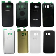 New Back Glass Battery Cover Replacement for Samsung Galaxy S7 & edge