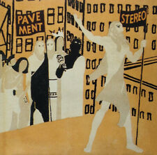"""Pavement – Stereo. 7"""" Picture Sleeve. Mint."""