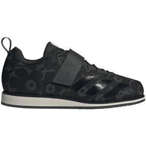 Adidas Powerlift 4 Black Print Weightlifting Athletic Shoe GZ2868 Mens Size 9-11