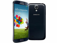 Libre TELEFONO MOVIL NEGRO 5'' Samsung Galaxy S4 GT-I9500 16GB 13MP GPS NFC
