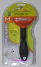 AUTHENTIC FURMINATOR Professional deShedding Tool LONG HAIR - MEDIUM
