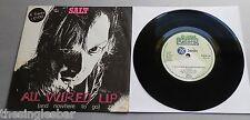 """SALE-Tutti i intercettare UK 1978 RAW RECORDS 7"""" EP single P/S"""