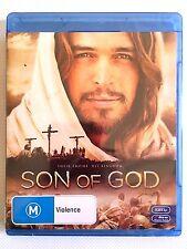 NEW Son of God Bluray Jesus Religious Film Morgado Church Spencer Blu-ray Movie