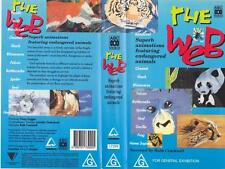 THE WEB ABC  VHS VIDEO PAL~A RARE FIND MINT SEALED