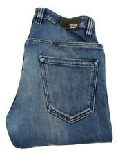 Diesel Paddom Straight Leg Stretch Jeans 0R72J Waist 29 Leg 34 Button Fly (P1354