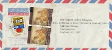 1978 Sri Lanka oversize cover sent from Colombo to Southampton