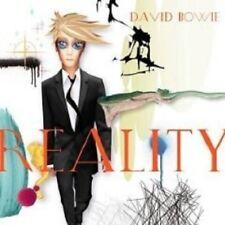 """DAVID BOWIE """"REALITY"""" CD 11 TRACKS NEW"""