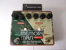 Electro Harmonix Deluxe Memory Man Echo/Delay 550-TT Effects Pedal Free USA S&H