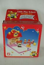 Little Play School Tai Hing Chun Po Factory PinYPon Lucie Village 80's knock off