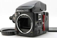 ✈︎USA FedEx✈︎【N MINT】 Mamiya 645 Pro Medium Format Camera AE Finder Crank JAPAN