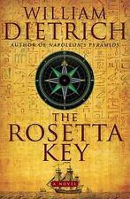 The Rosetta Key, William Dietrich, Good Condition, Book
