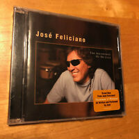 JOSE FELICIANO The Soundtrax Soundtracks Of My Life CD BRAND NEW FACTORY SEALED