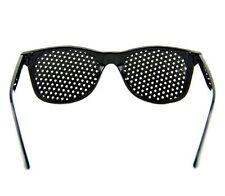 Fashion Eyesight Vision Improve Pinhole Glasses Eyeglasses Healing Improvement