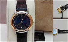Orologio ZENITH  mod. CLIPPER vintage ref. 4190105297 XKS 93028 placcato oro