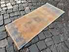 Decor rug, Turkish rug, Vintage rug, Handmade rug, Small rug | 1,3 x 3,2 ft