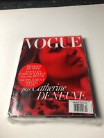 VOGUE PARIS MAGAZINE - December 2004 Catherine Deneuve
