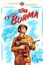 OBJECTIVE BURMA - (1945 Errol Flynn) Region Free DVD - Sealed
