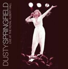Live at The Royal Albert Hall 5051300410520 by Dusty Springfield CD