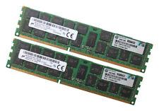 32GB (2x16GB) Micron MT36JSF2G72PZ-1G9E1HE - 2Rx4 - PC3-14900R ECC REG RAM
