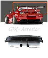 Fiber Glass RB Style Rear GT Wing Spoiler For 2009-2012 Mazda RX-8 SE3P Padem