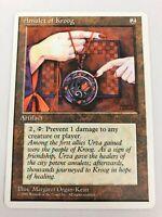 MTG Magic The Gathering 4th Fourth Edition Amulet of Kroog NM+