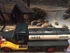 1980 hess truck, Vintage, Hard To Find, Bank, Pre-owned, No Box, Collectible