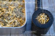 Mezcla de mezcla de hierbas humo 30g-Medicinal Mentol - 100% libre de tabaco & Nicotina