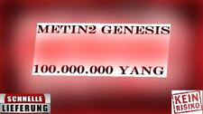 Metin2 Genesis 100.000.000 Yang/ 1 Won/ Schneller Versand/ Kein Risiko