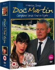 Doc Martin Series 1 a 8 Colección Completa DVD Nuevo DVD (AV3440)