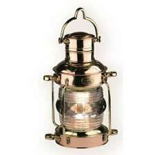 Authentic Models Anchor Lamp, Brass &Amp; Copper - SL043