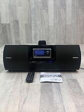 Sirius Xm Lifetime Subscription Radio with SubX2 Boombox Sxsd2 Sp4