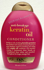 ORGANIX ANTI-RUPTURE KERATIN HUILE CONDITIONNEUR 385ml /13fl