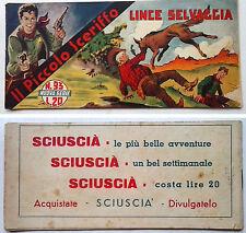 Striscia IL PICCOLO SCERIFFO IIª Serie N 93 TORELLI 1953