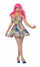 Unbranded Cartoon Characters Dress Unisex Costumes
