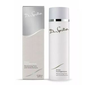 New Dr. Spiller Moisturizing Toner with Herbal Extracts