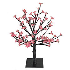 45cm 48 Red LED Free Standing Cherry Blossom Tree Fairy Lights Christmas Light