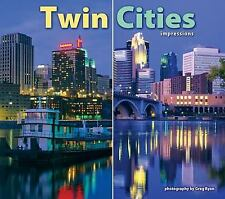 Twin Cities Impressions by Greg Ryan (2008, Paperback)
