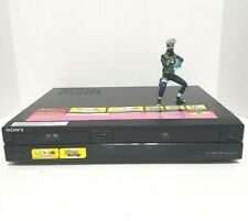 SONY RDR-VX525 HDMI 1080p DVD Recorder / VHS Player TESTED WORKING GREAT