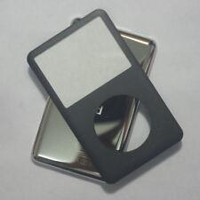 Black iPod classic front panel + back cover kit 80GB 120GB 160GB 128GB 256GB