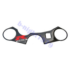 Triple Tree Top Clamp Decal Pad Sticker Fit For Suzuki GSXR600 GSXR750 06-10 07
