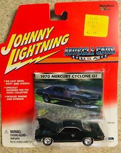 JL Johnny Lightning Muscle Cars USA 1970 Mercury Cyclone GT
