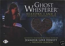 GHOST WHISPERER GC-2 MELINDA GORDON COSTUME CARD