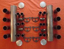 Chrysler Hemi 331, 354, 392 U-fab Intake Kit, 6 Deuce Intake, custom intake, 94s