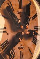 SYSTEM OF A DOWN AUFKLEBER / STICKER # 12 - PVC