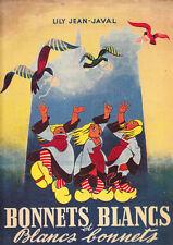 Bonnets blancs et Blancs Bonnets. LEPENVEN 1946