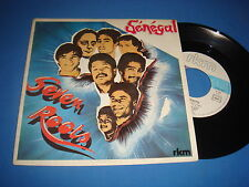 45T SEVEN ROOTS / SENEGAL +1 / RKM 761.658 / reggae soul funk afro black music