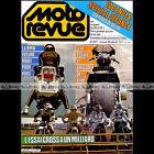 MOTO REVUE N°2521 HARLEY FLT 1340 TOUR GLIDE KAWASAKI Z 1300 HONDA GL 1100 DX 81