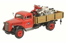 Opel Blitz Pick UP W/ Borex Regina 1:43 Model 3055 SCHUCO