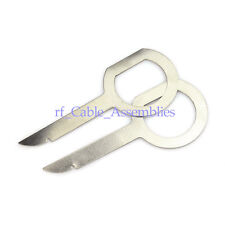 2pcs Car Audio Radio Stereo Removal Release Tool Key for Mercedes-Benz Audi VW