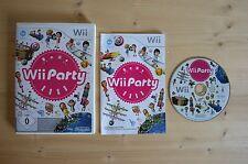 Wii - Wii Party - (OVP, mit Anleitung)